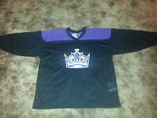 L.A. KINGS SIGNED 2014 CCM NHL HOCKEY TEAM PRACTICE JERSEY