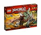 Lego Ninjago #2509 Earth Dragon Defense, Free US Shipping!!