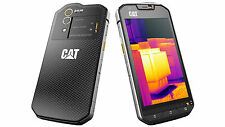 "New Imported CAT S60 Duos Dual 32GB 3GB 4.7"" 13MP 5MP Black with Thermal Imaging"