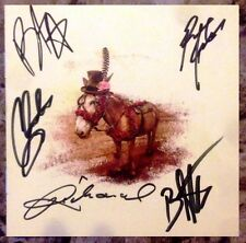 BLACKBERRY SMOKE Holding All The Roses 2015 Ltd Ed Signed By All 5 CD Booklet