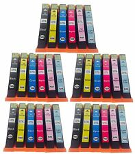 30-Pack/Pk T277 T277XL Ink Cartridges Not-OEM for Epson XP-850 XP-860 XP-950