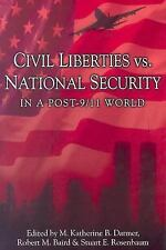 Civil Liberties Vs. National Security In A Post 9/11 World Prometheus's Contemp