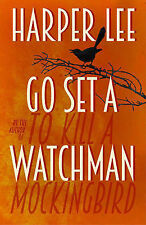 Go Set A Watchman by Harper Lee (Hardback, 2015)