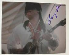 Larry Lee JIMI HENDRIX BAND Signed Autograph 8x10 Photo Woodstock 1969