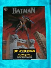BATMAN: SON OF THE DEMON, HC, 1st Print, 1987, FC, 78 page story, VERY FINE