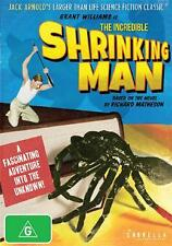 THE INCREDIBLE SHRINKING MAN  DVD REGION 4
