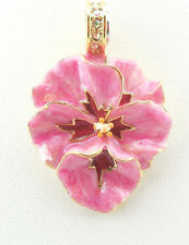 KIRKS FOLLY ~~NEW RELEASE~~ PERFECT PANSY MAGNETIC ENHANCER  GOLDTONE/ PINK