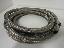 CUSTOM FLOW -10AN 100 SERIES STAINLESS STEEL BRAIDED HOSE