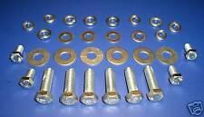 55 56 Chevy Hood Hinge Hardware Kit Stainless Steel