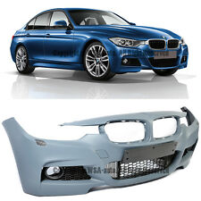For 12-14 BMW F30 3-Series NO PDC M-Tech Performance Sport Front Bumper Cover
