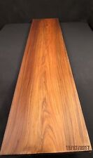 BOLIVIAN ROSEWOOD MORADO LUMBER 4/4 ULTRA WIDE AWESOME FIGURE SCALES LUTHIER