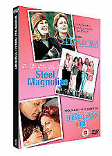 Stepmom/Steel Magnolias/Lorenzo's Oil (DVD 3-Disc Box Set) NEW AND SEALED REG 2