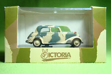 Modellauto - Victoria - R011 Mercedes 170V Afrika Corps - Camouflage - OVP
