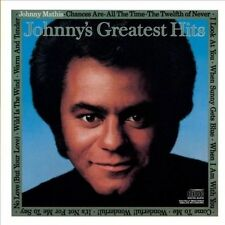 JOHNNY MATHIS : JOHNNY'S GREATEST HITS (CD) sealed