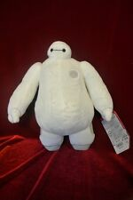 Baymax Big Hero 6 Disney Robot Plush Doll Toy 10 inches tall 2015 with tags NEW
