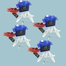 4pcs rc Servo Mini micro 9g for Rc Helicopter Airplane Foamy Plane Car Boat S
