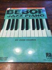 Instrument Instruction Piano and Keyboards: Bebop Jazz Piano : The Complete Gui…