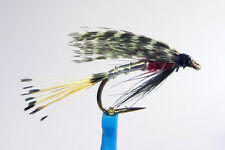 1 x Mouche Noyée PETER ROSS H10/12/14 mosca fliegen fly truite trout wet
