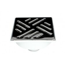 Floor Drain Square 150mm x 150mm / 50mm Pipe Bathroom Wet Room Shower