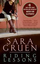 Riding Lessons, Gruen, Sara, Acceptable Book