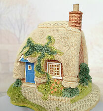 Lilliput Lane Petticoat Cottage c/w Original Box & Deeds - Excellent