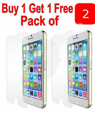 New Genuine Ultra Hard Tempered Glass Screen Protector Saver for iPhone 6 Plus