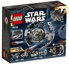 Lego Star Wars Tie Advanced Prototype mezclado Movible Wings & Doble misiles
