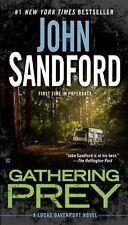 Prey: Gathering Prey 25 by John Sandford (2016, Paperback)