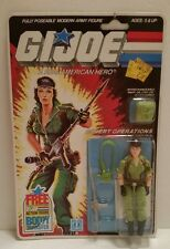 GI JOE LADY JAYE COVERT OPERATIONS 1985 VINTAGE HASBRO *SEALED* MOSC ARAH
