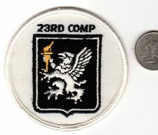 NATO German ? Belgium ? Danish ? Military Army Navy Air Force Patch 23rd Company