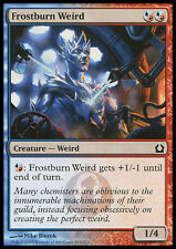 MTG FROSTBURN WEIRD FOIL - BIZZARRIA GHIACCIO ROVENTE - RTR - MAGIC