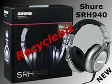 Shure SRH940 NEW IN BOX Professional Reference Headphones IN STOCK Free Shipping