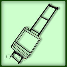 LAND ROVER DEFENDER - Roof Rack Access Ladder OE (STC50417)