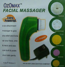 ORIGINAL OZOMAX Facial Massager