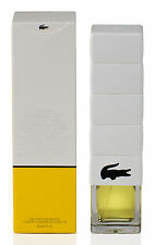 Lacoste Challenge Re Fresh Eau De Toilette  Spray 90ml 3.0oz For Men New Edt