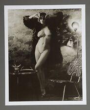 Günter Blum - Zimmer 13 Die Brille 1993 Kunstdruck Photo Art Print 33x40cm Nude