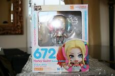 Harley Quinn Suicide Squad Nendoroid Good Smile Company Brand New Authentic