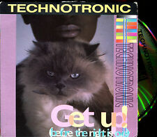 TECHNOTRONIC - GET UP - CD MAXI