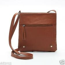 New Women Leather Handbag Shoulder Bag Satchel CrossBody  Ladies Messenger Bag