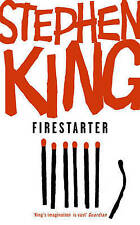 Firestarter, By King, Stephen,in Used but Acceptable condition