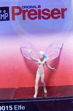 HO Preiser 29015 Walking Fairy / Elf  : 1:87 scale Figure