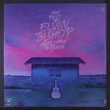 ELVIN BISHOP: Crabshaw Rising - The Best Of Elvin Bishop LP Sealed (slight corn