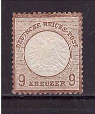 Deutsches Reich, Mi-Nr. 27 b, ungebraucht, geprüft (20873)