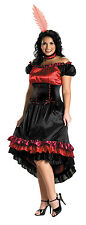 New Can Can Cutie Womens Plus Size Costume by Disguise 13518 Costumania