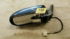 MAZDA 626 98-01 PASSENGER SIDE ELECTRIC WING MIRROR N/S DOOR MIRROR BLUE