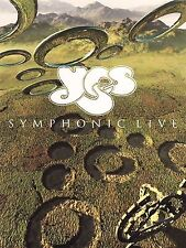 2 DVD-Yes - Symphonic Live
