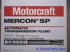 Motorcraft MERCON SP Automatic Transmission Fluid (ATF) 12 Quarts  Free Shipping