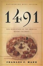 1491 : New Revelations of the Americas Before Columbus by Charles C. Mann (2005,
