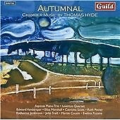 Thomas Hyde - Autumnal: Chamber Music by (cd 2012) BRAND NEW