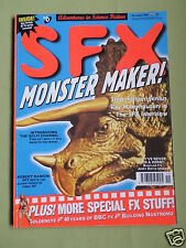 SFX- MAGAZINE -SCIENCE FICTION - NOV 1995  #6 - RAY HARRYHAUSEN - JERRY DOYLE